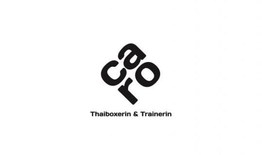 caro | Logoentwicklung für Thaiboxerin & Trainerin