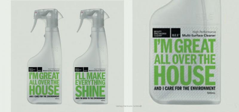 Buch   Design ecology! Neogrünes Marketing