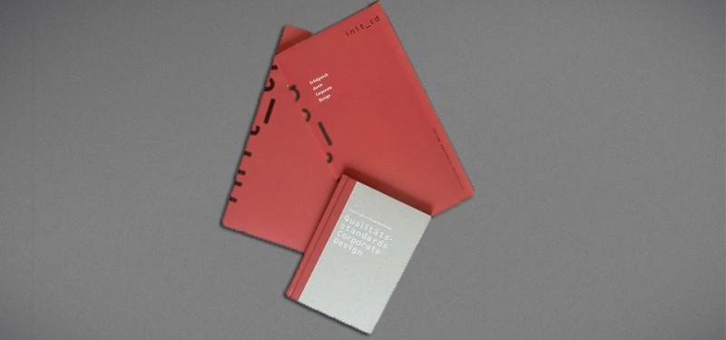 Bücher Corporate Design Qualität