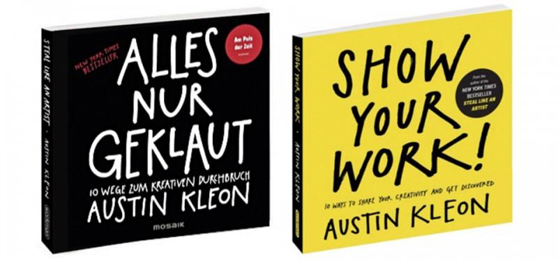 Buch | Alles nur geklaut Austin Kleon