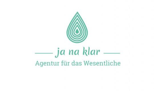 racoon entwickelt Logo- & Erscheinungsbild für ja na klar -Agentur für das Wesentliche