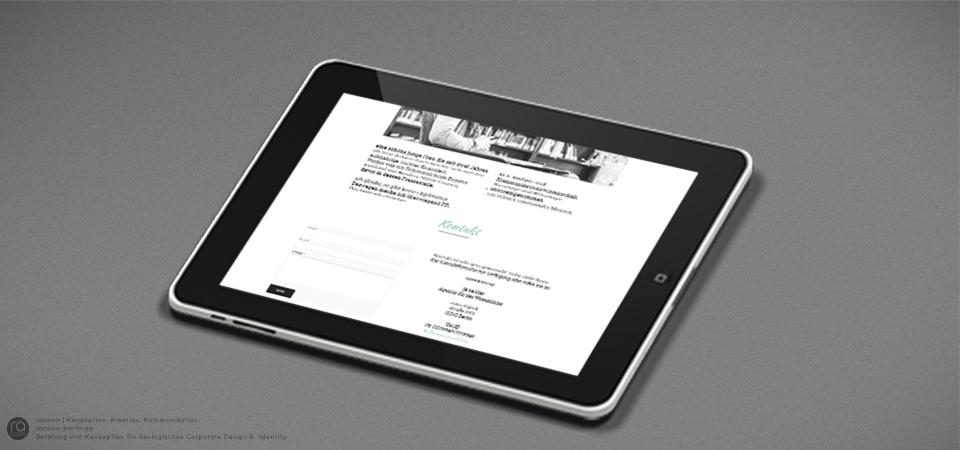 racoon entwickelt Erscheinungsbild & Realisierung Website  ja na klar - Agentur für das Wesentliche