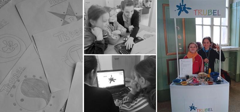 racoon fördert jungen Gründernachwuchs mit Logogestaltung