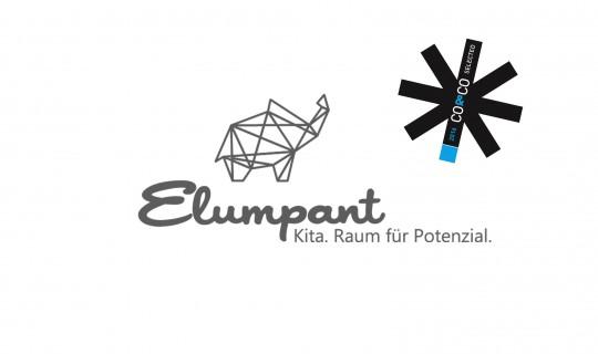 Logoentwicklung und Erscheinungsbild (Corporate Design) für Berliner Kita