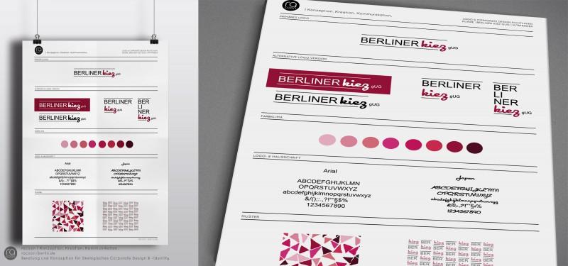 Entwicklung nachhaltigem Erscheinungsbild (Corporate Design) für Kitaträger