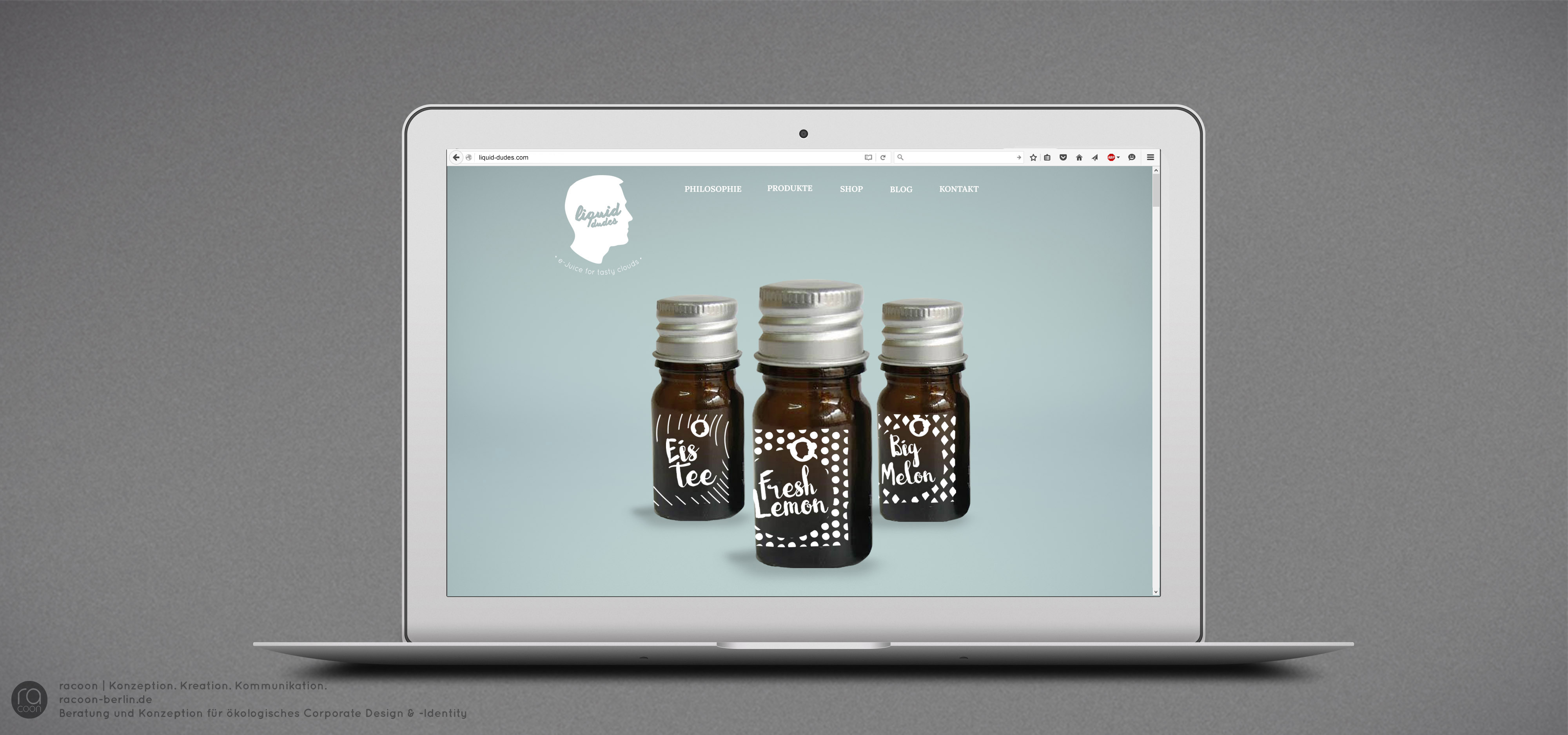 racoon | Konzeption. Kreation. Kommunikation. entwickelt ökologische Erscheinungsbilder, Corporate Identity &- Design