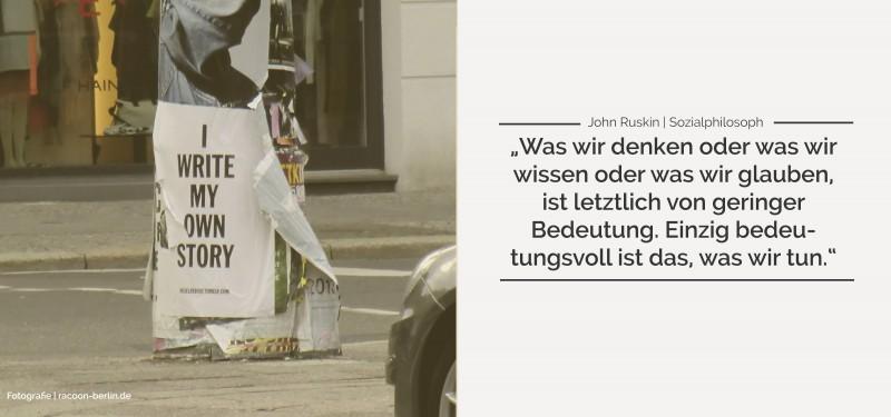 racoon-berlin.de | Buchempfehlung Gerald Hüther/ Was wir sind und was wir sein könnten, Das große Hühnersuppenlesebuch Jack Confield & Mark Victor Hansen