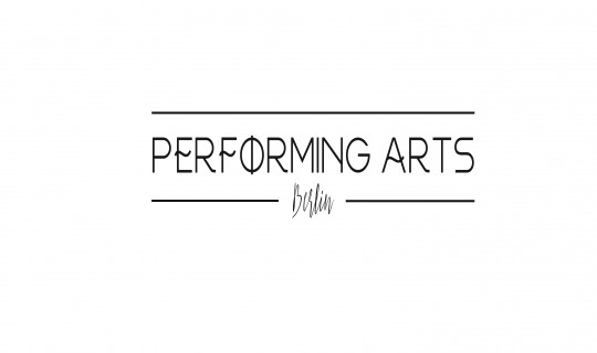 Performing Arts Berlin | Logo/ Entwicklung Corporate Design & -Identity für Festival